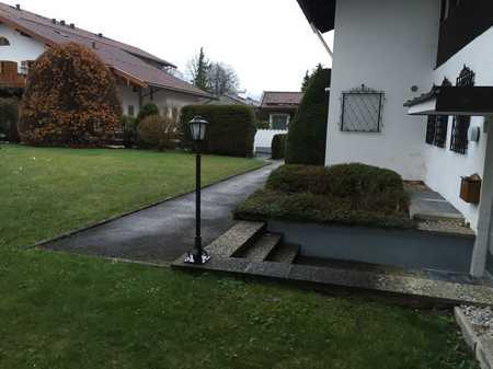 möblierte 2-Zimmer Dachgeschosswohnung im Tegernseer Tal in Rottach-Egern