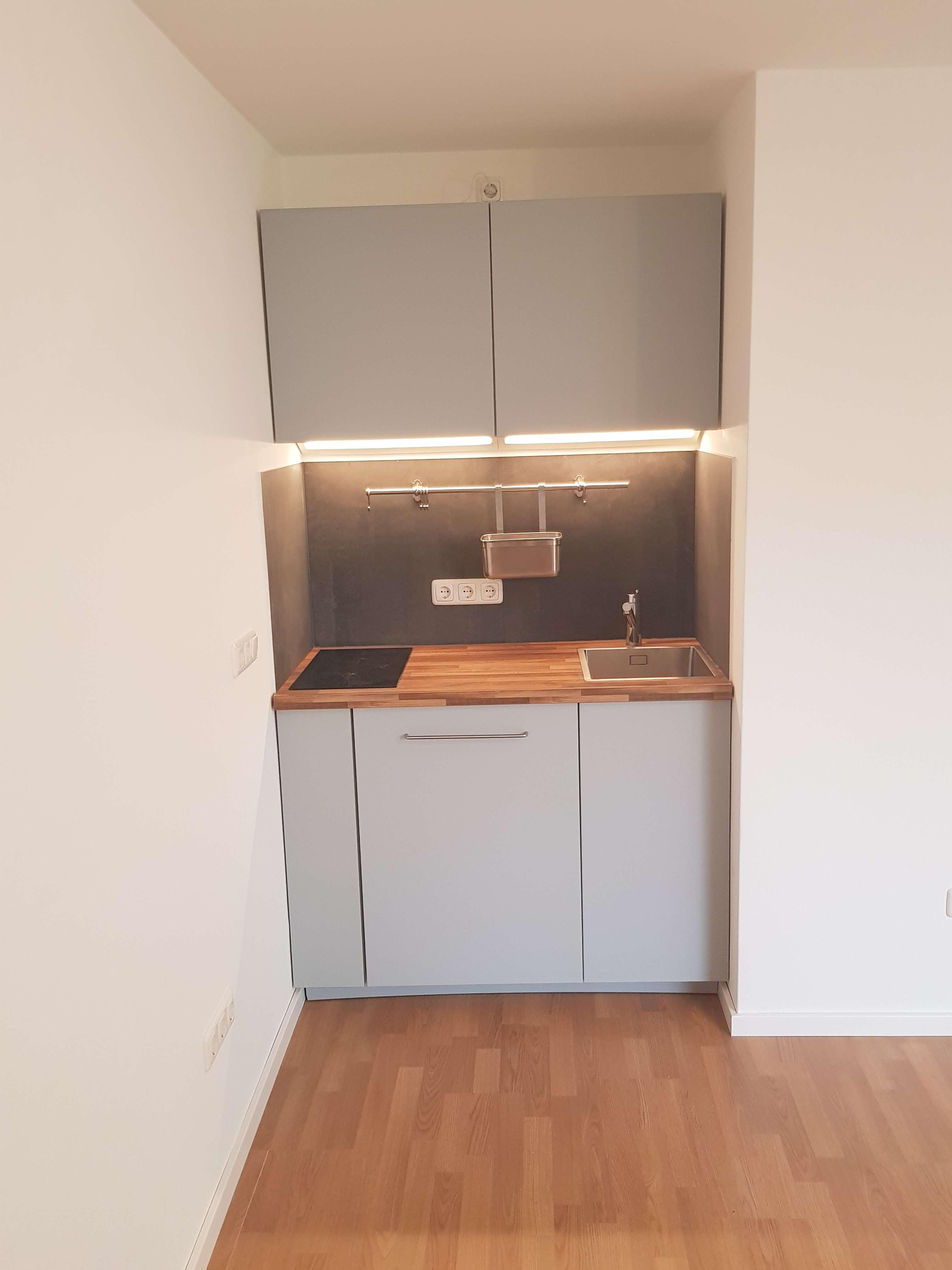 Bestlage Schwabing, ruhiges u. helles 1-Zi. Apartment, Nähe Kurfürstenplatz in Schwabing-West (München)