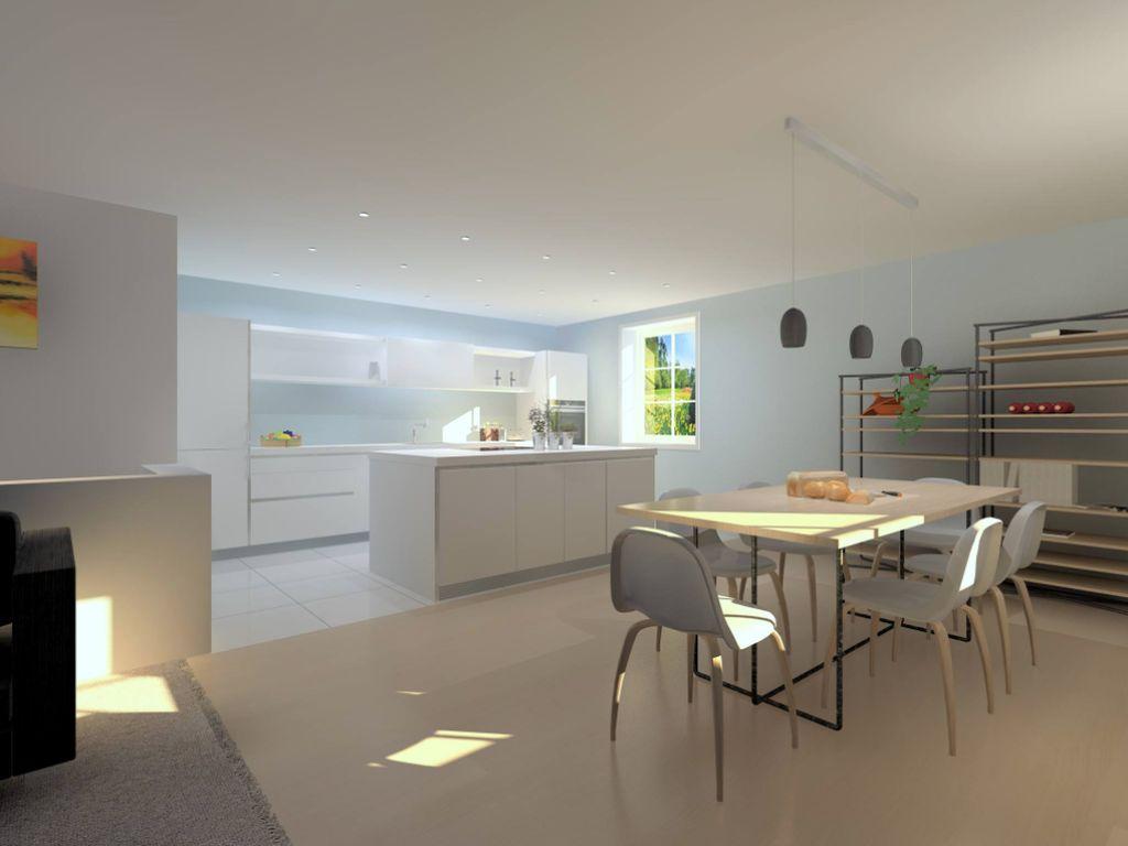 Entwurf Bulthaup Einbauküche
