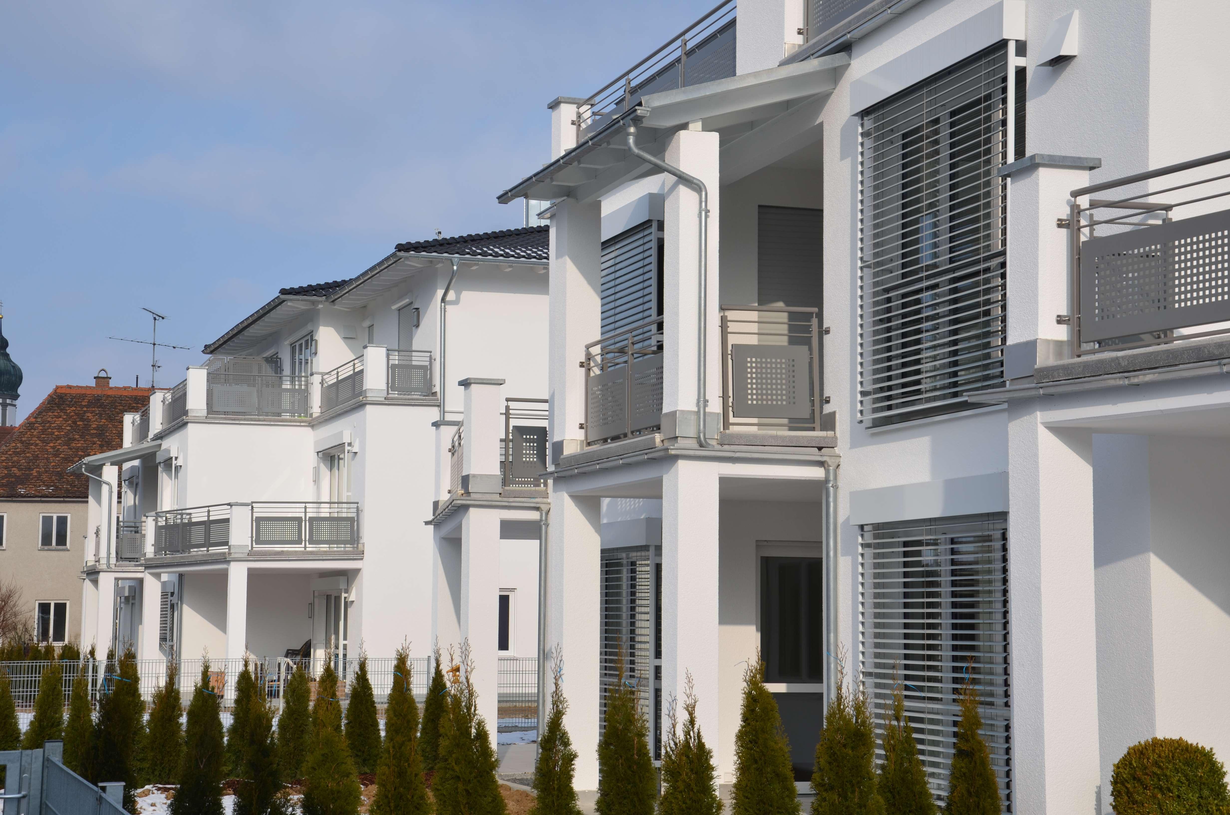 3-Zimmer Penthousewohnung mit 2 Dachterrassen in Dillingen an der Donau