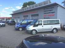 Autohaus in TOP LAGE mit