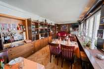 Provisionsfrei - Renommiertes Restaurant mit Pächterwohnung