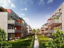 Bild Nachhaltig und Umweltfreundlich. Lichtdurchflutete 3-Zimmer-Wohnung mit großem Balkon