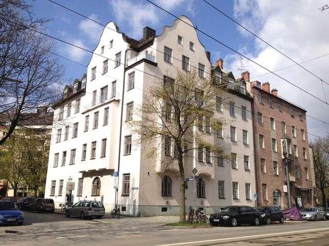 2,5-Zimmer-Maisonette-Wohnung im Altbau