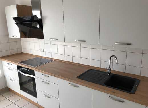 Erstbezug nach Sanierung mit EBK und Balkon: stilvolle 3-Zimmer-Wohnung in Mainz