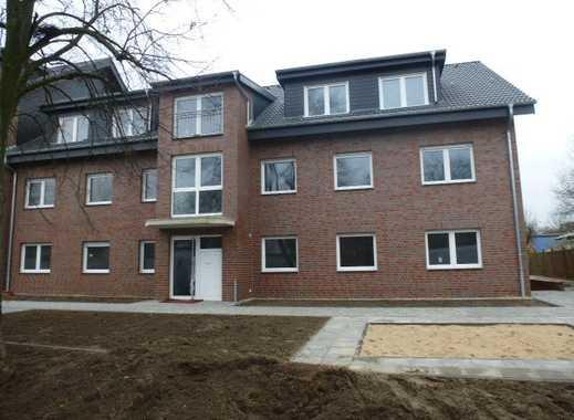 Hochwertige 3 Zimmer DG-Neubauwohnung mit großem Balkon und Stellplatz in Moers-Eick