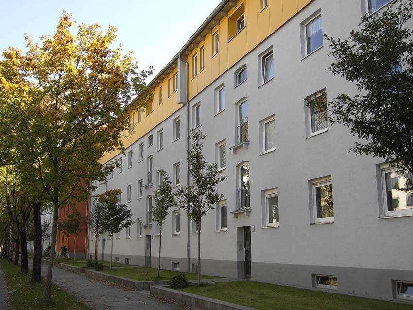 4 Zi.-Wohnung mit Dachterrasse in Ramersdorf (München)