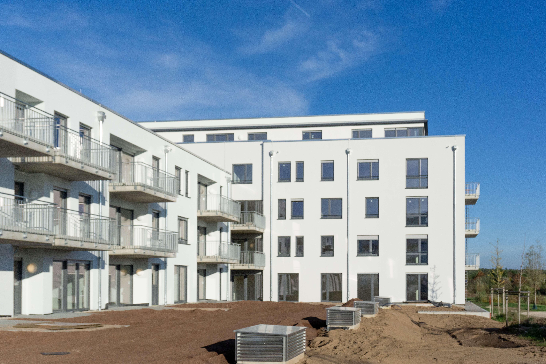 Neues Jahr - Neues Heim - 4 Zimmer 100m² Whg 12.17 in den Aristide-Gärten (Herzo-Base) in Herzogenaurach