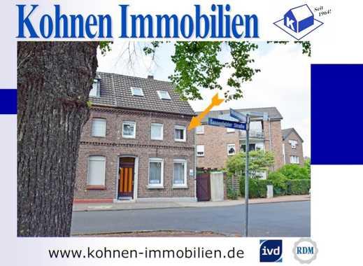 Lobberich: Älteres Wohnhaus wartet auf Ihr handwerkliches Geschick und Ihre Kreativität!
