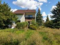 Freistehendes Einfamilienhaus auf rd 1000m²