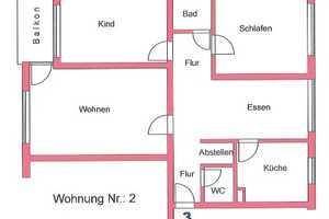 3.5 Zimmer Wohnung in Deggendorf (Kreis)
