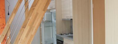 Kleine Wohnung mit gehobene Ausstattung