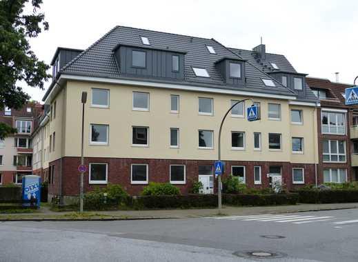 Erstbezug nach Sanierung mit Einbauküche: ansprechende 2-Zimmer-EG-Wohnung in Stellingen, Hamburg
