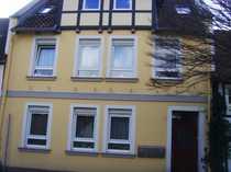 Erdgeschosswohnung mit Einbauküche und Terrasse