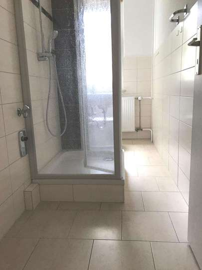 Bezugsfertig mit Dusche