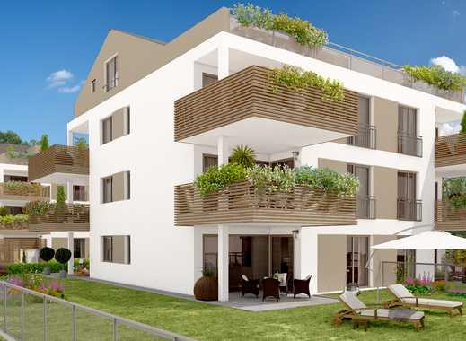 RESERVIERT - 2-Zimmer-Neubauwohnung mit großzügigem Balkon zu vermieten