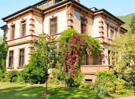 Stilvolle Büro/Gewerberäume in historischer Villa - Teilvermietung möglich