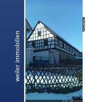 Historisches großes Wohnhaus - VIER-SEITEN-HOF - in