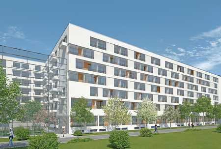 1-Zimmer-Appartement mit Balkon - nur für Studenten und Azubis in Laim (München)