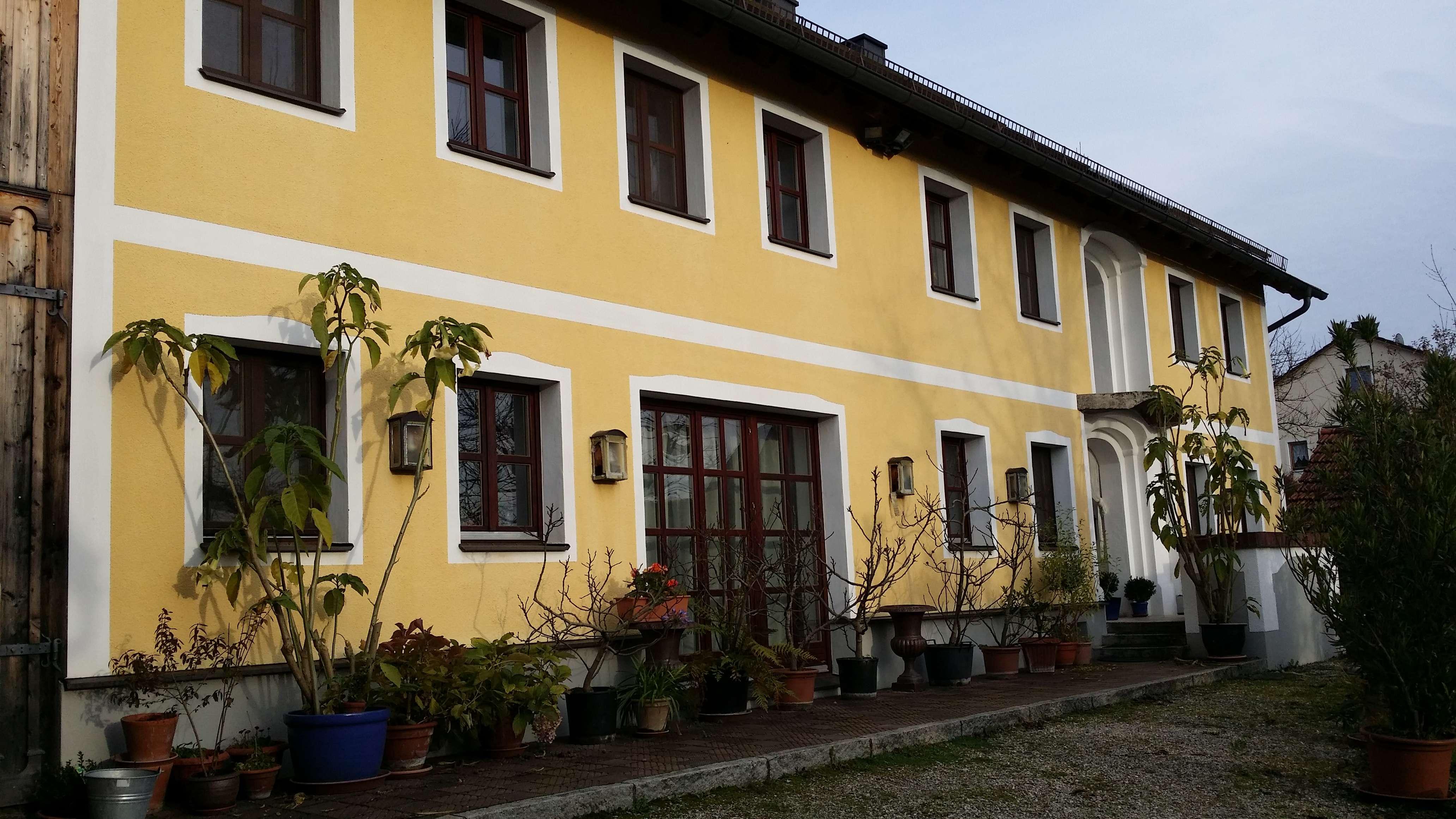 Gemeinschaftsfähige Mitbewohner in helle, modernisierte Wohnung auf dem Land gesucht! in