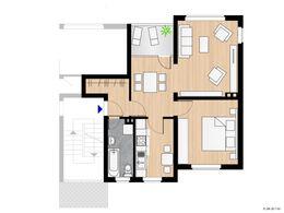 2,5 Zimmer WRS