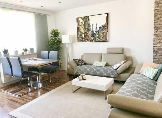 Modernisierte 3-Zimmer-Wohnung mit Balkon und EBK in Zündorf, Köln