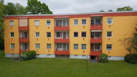 1 - 2-und 3  - Zimmer Wohnung mit Balkon  zu Vermieten in Waldkraiburg