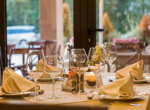 Zum Saisonstart  -  elegant eingerichtetet Restaurant mit gehobener Küche +  3-Zimmer Wohnung