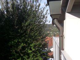 Aussicht Balkon klein