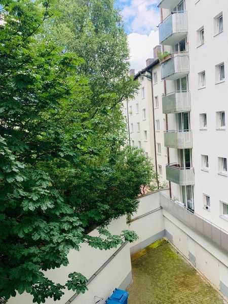 **Spitzen Lage in Schwabing**U-Bahn direkt vor der Tür**Wohnung auf Zeit** in Schwabing-West (München)