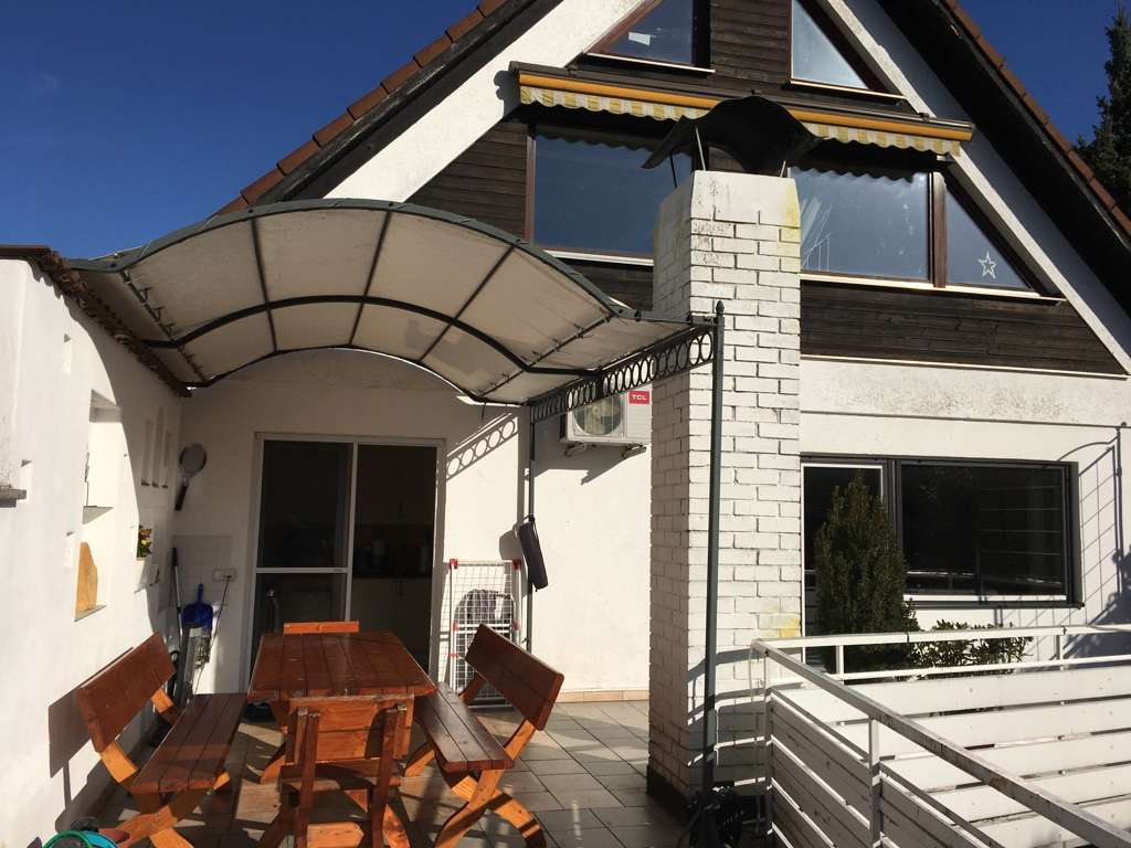 Ruhige 4,5-Zimmer-Terrassenwohnung nahe Michaelibad, München in Perlach (München)