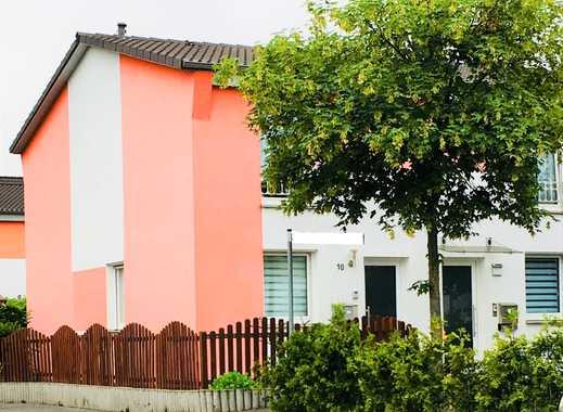 Exklusive, neuwertige 3-Zimmer-Maisonette-Wohnung mit Terasse und Garten in Mainz-Kastel
