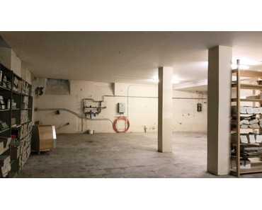 Großzügige Keller-/ Lagerräume, ca. 335 m² (schmaler Eingang) in Heimenkirch