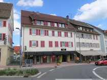 Repräsentatives Ladenlokal am Freudenstädter Promenadeplatz