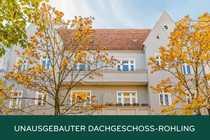 Dachgeschossrohling mit Baugenehmigung 2 Wohneinheiten