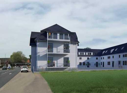 Erstbezug !! Traumhafte   Neubau Dachgeschosswohnung mit Balkon vor den Toren Braunschweigs
