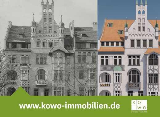 Traumhaft Wohnen im historistischen Denkmal im Stadtzentrum Halle - mit Denkmal AfA