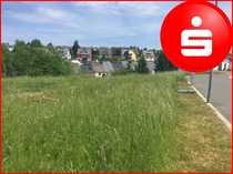 Baugrundstück in Hof