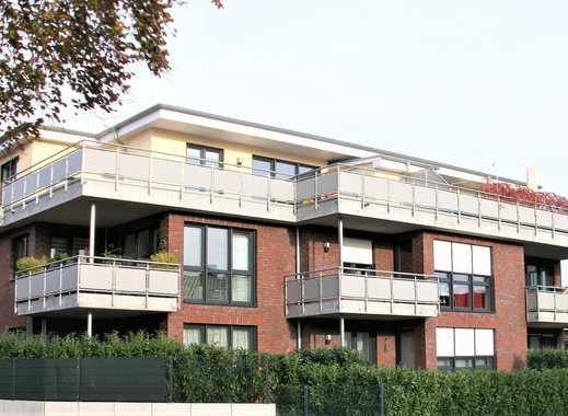 EXKLUSIV - MODERN - TOP-LAGE: 3-Zimmer-Wohnung im Stadtzentrum mit Terrasse und Garten