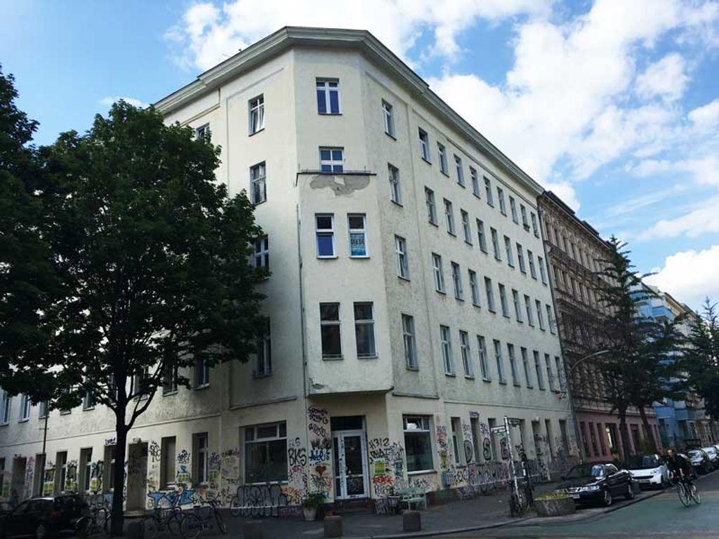 ca. 154 m² flexible Gewerbeeinheit im Wrangel-Kiez - Gastro wie Bar ...