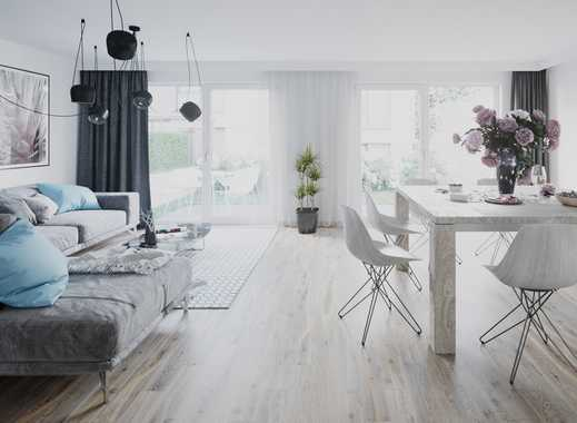Platz für die ganze Familie! Gartenhofhaus mit lichtdurchflutetem Wohnraum, 3 Schlafzimmern + Studio