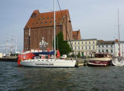 exclusives Ferienapartment direkt am Stralsunder Hafen