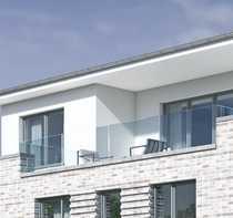 Moderne Penthouse-Wohnung in der Natur