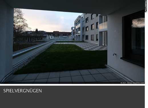 Erstbezug! Elegante 3- Zimmer Wohnung mit Garten im Herzen Lörrachs