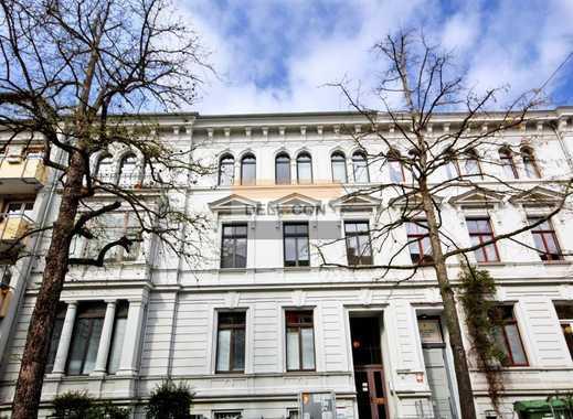 Lichthelle 2 Zimmer-Wohnung in der beliebten Oststadt