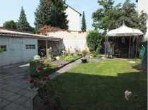 Ruhige 2-Zimmer-Wohnung in Aschaffenburg-Damm mit Garten