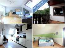 Geräumige Zwei-Zimmer-Wohnung mit zusätzlichem Wohnraum im