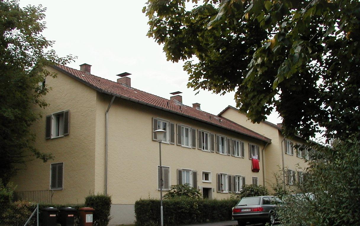 Gut geschnittene 4 ZKB Wohnung in der Kurstadt Bad Kissingen