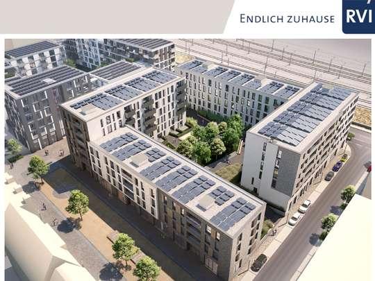 Wohnen und Arbeiten in Top-Lage, Neubau Erstbez. Neue Weststadt Esslingen - *Direkt vom Vermieter*