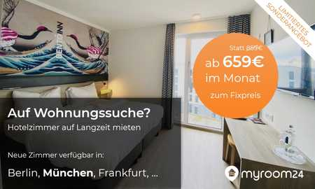 **759 EUR ALL INCLUSIVE** MUNICH CITY**NEW CONCEPT SOCIAL KITCHEN! in Trudering (München)